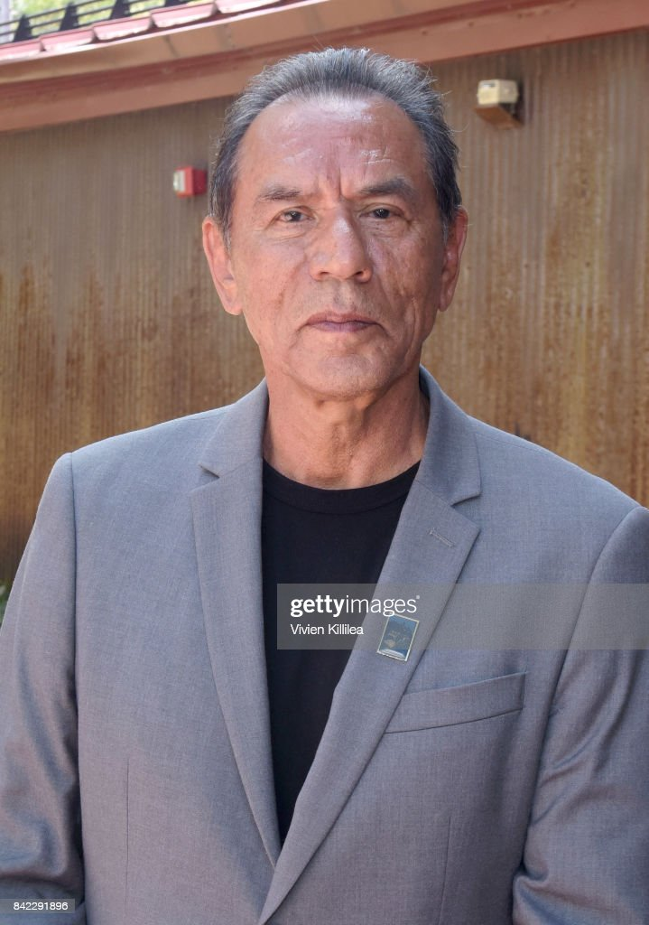 Wes Studi attends the Telluride Film Festival 2017 on September 3, 2017 in Telluride, Colorado.