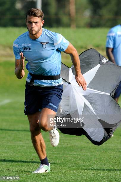 Wesley Hoedt of SS Lazio during the SS Lazio Training Camp on July 29 2017 in Walchsee Austria