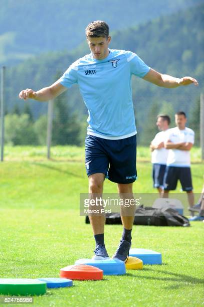 Wesley Hoedt of SS Lazio during the SS Lazio Training Camp on July 31 2017 in Walchsee Austria
