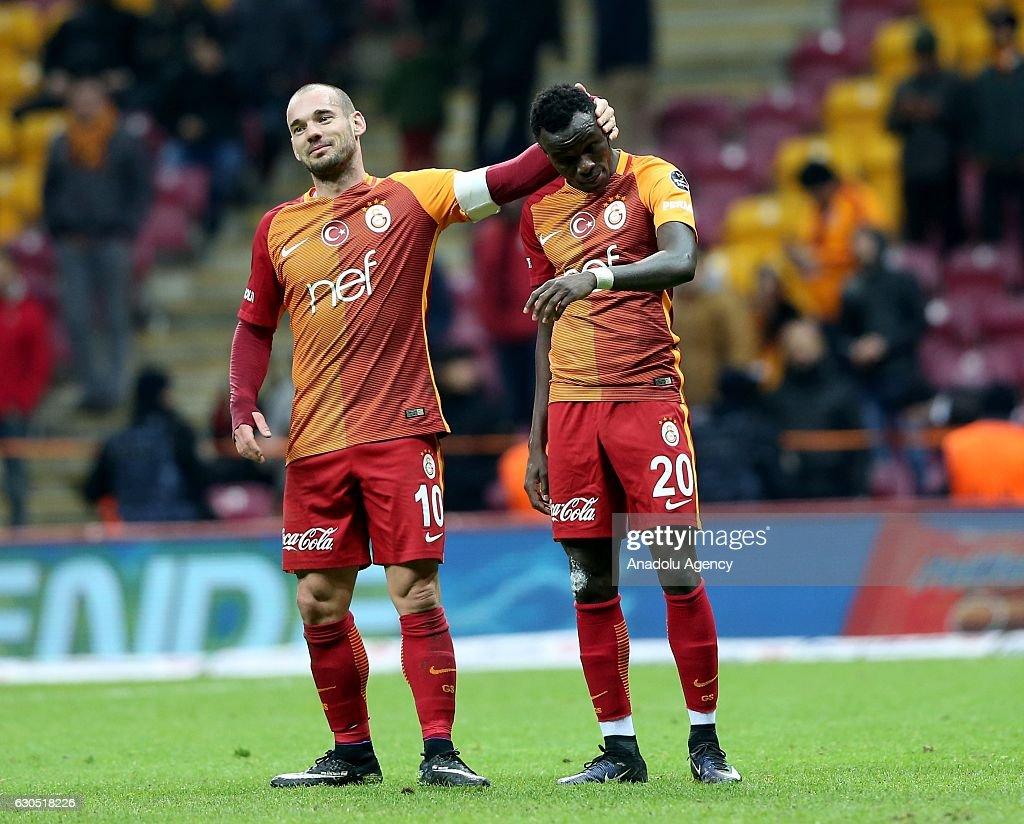 Galatasaray v Aytemiz Alanyaspor Turkish Spor Toto Super Lig