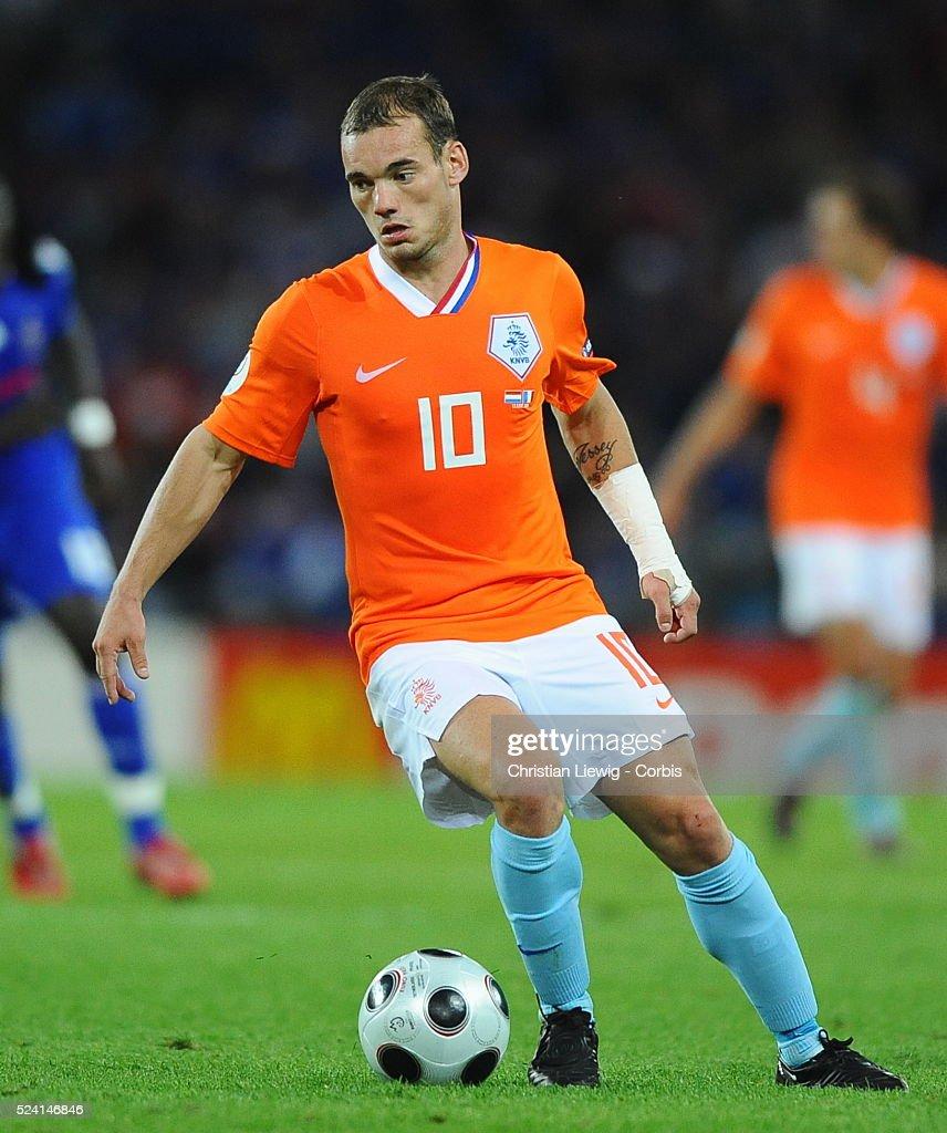 Soccer UEFA EURO 2008 Netherlands vs France