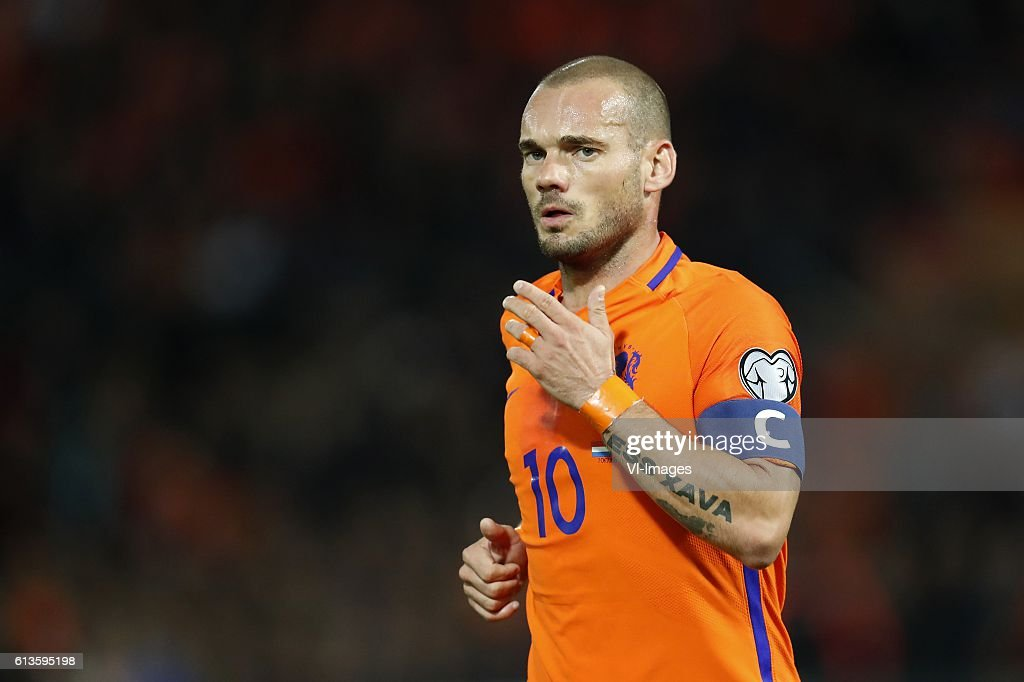 FIFA World Cup group A'Netherlands v Belarus' : News Photo
