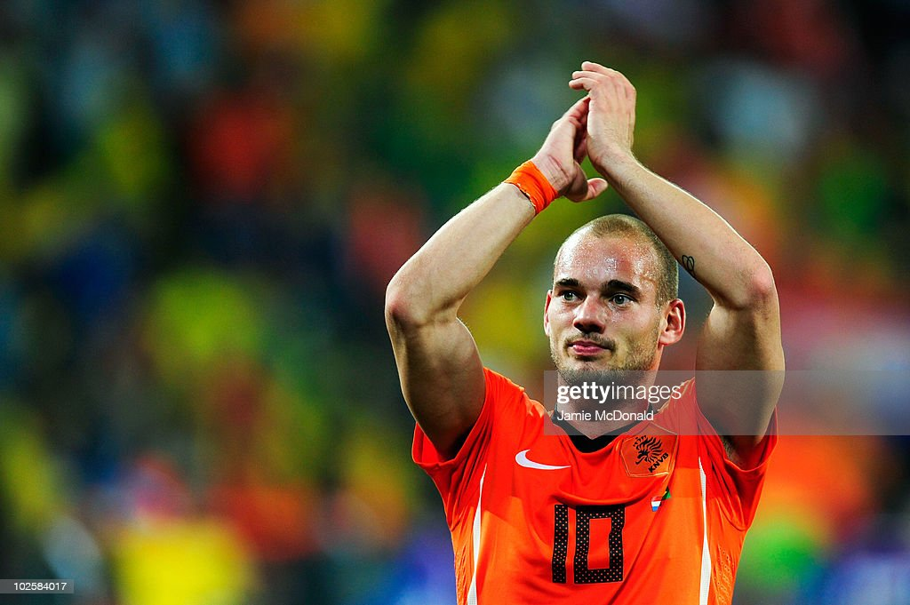 Netherlands v Brazil: 2010 FIFA World Cup - Quarter Finals