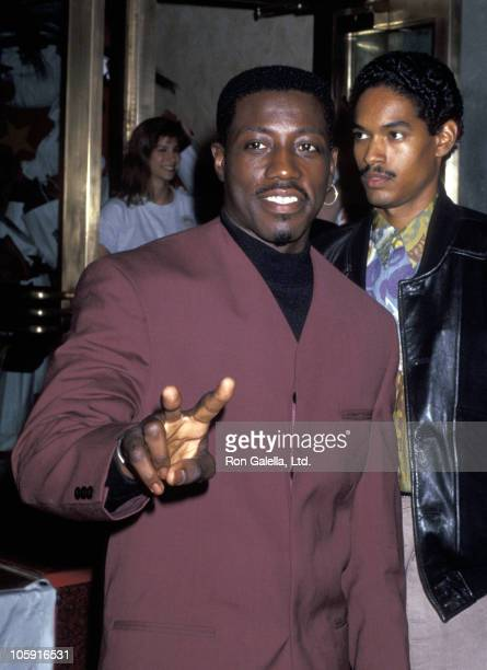 Wesley Snipes during Planet Hollywood Grand Opening in New York at Planet Hollywood in New York City New York United States