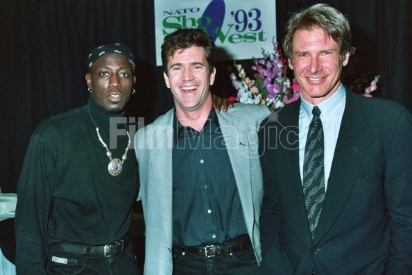 Wesley Snipes Mel Gibson and...