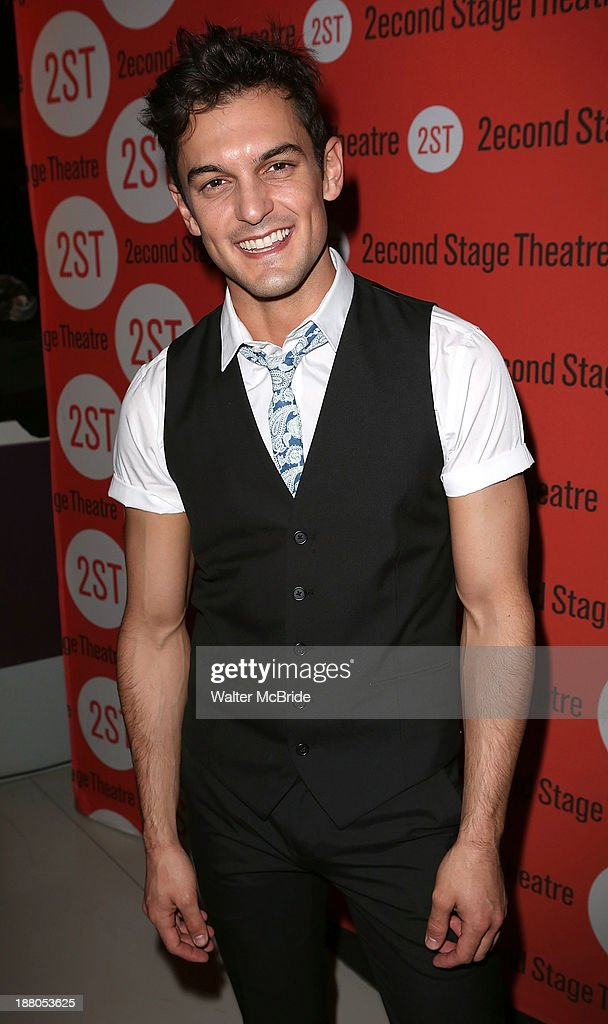 Wesley Taylor attends the after party for the opening night production of 'Little Miss Sunshine' at Yotel on November 14, 2013 in New York City.