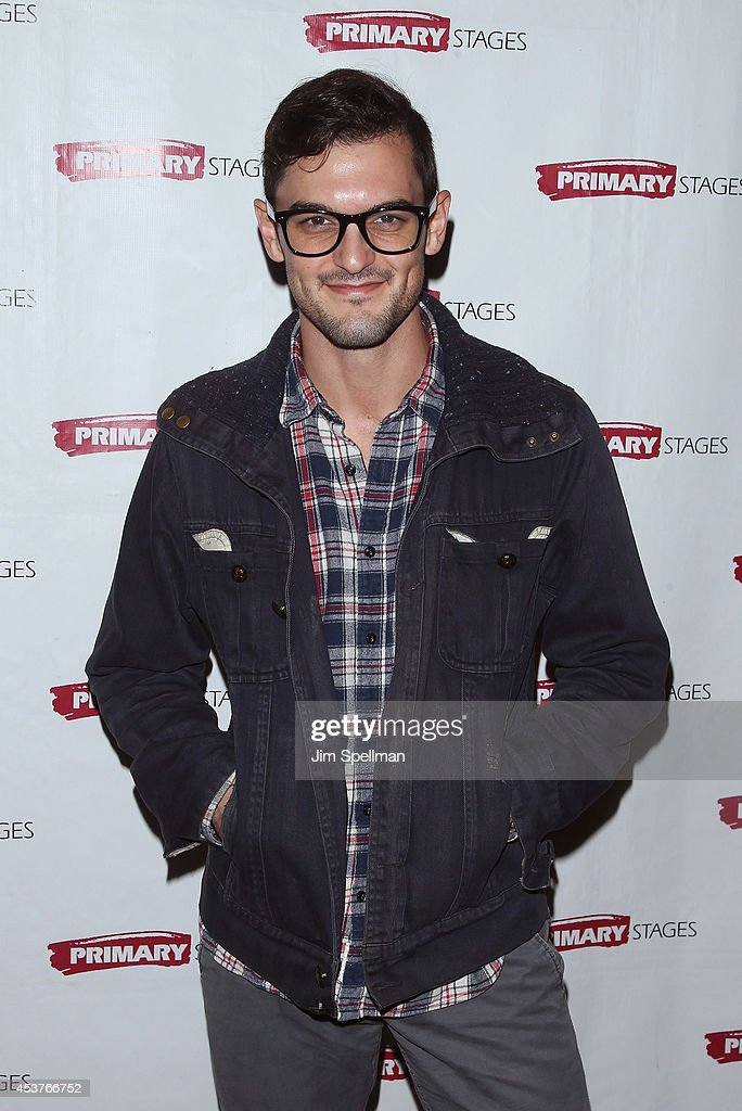 <a gi-track='captionPersonalityLinkClicked' href=/galleries/search?phrase=Wesley+Taylor&family=editorial&specificpeople=5800245 ng-click='$event.stopPropagation()'>Wesley Taylor</a> attends the 'Poor Behavior' Opening Night after party at Casa Nonna on August 17, 2014 in New York City.