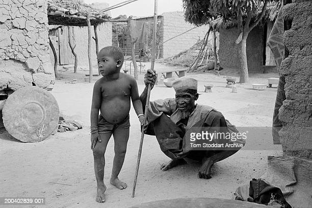 West Africa May 1997 River Blindness is the fourth most common cause of blindness in the world Seventeen million Africans are infected with the...