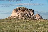 West Pawnee Butte on the Pawnee National Grassland in Northeastern Colorado.