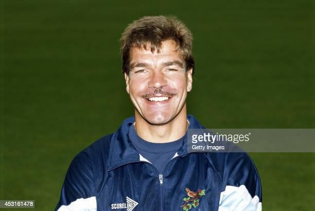 West Bromwich Albion coach Sam Allardyce circa 1990/91 season