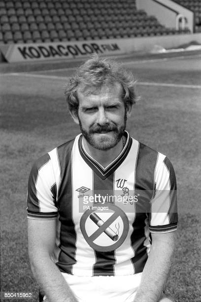 West Bromwich Albion player Tony Grealish