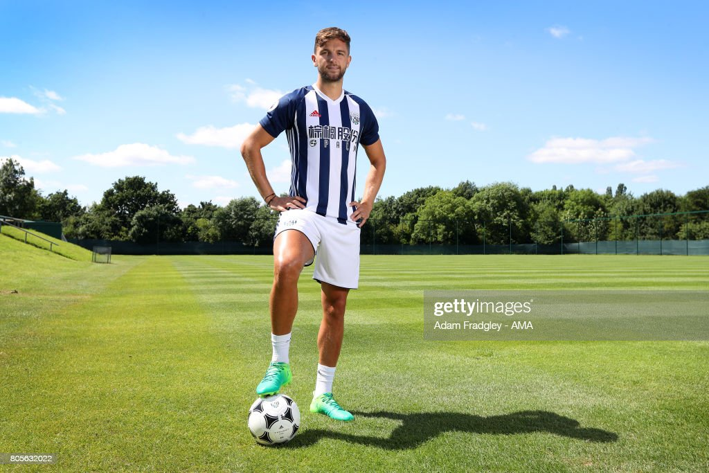 West Bromwich Albion Unveil New Signing