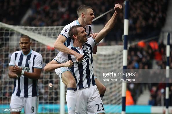 West Bromwich Albion v AFC Bournemouth - Premier League - The Hawthorns : News Photo