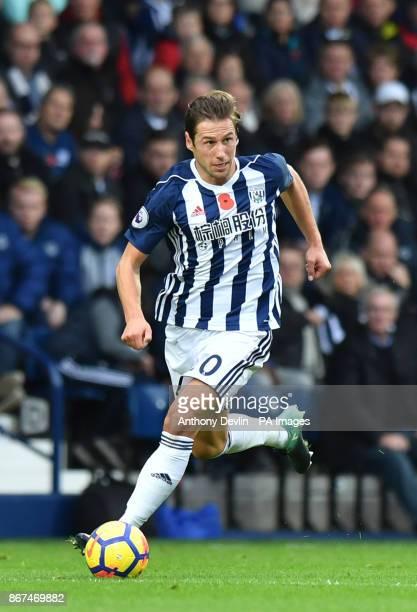 West Bromwich Albion's Grzegorz Krychowiak