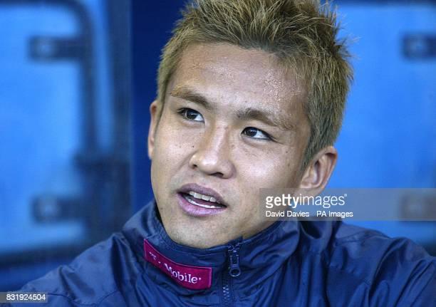 West Bromwich Albion's Junichi Inamoto