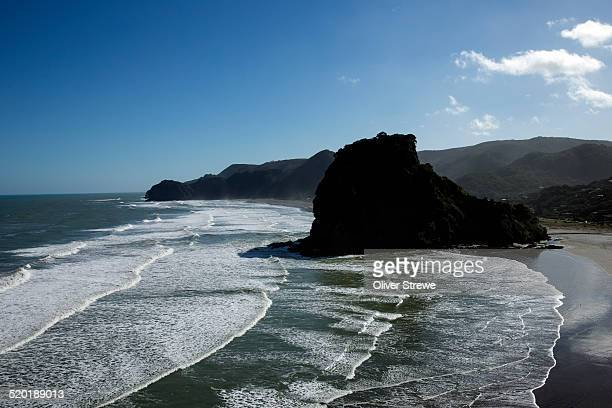 West Coast Beach, Piha