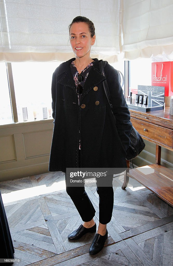 West coast editor of Allure Kelly Atterton attends the Rodial 10th Anniversary Luncheon on April 2, 2013 in West Hollywood, California.