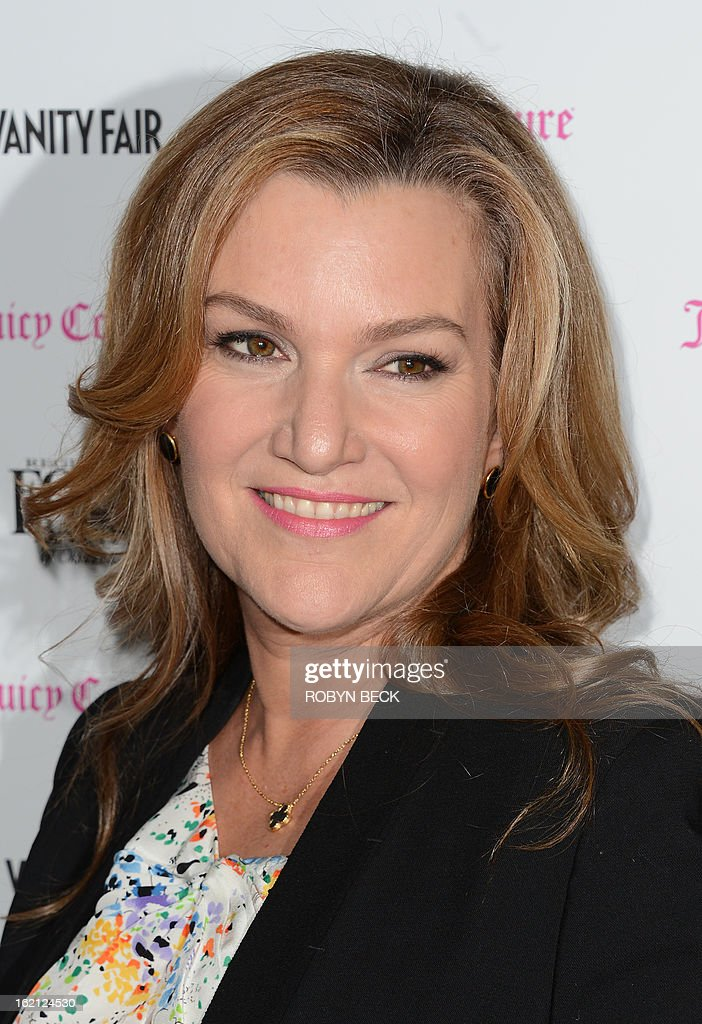 West Coast Editor of Vanity Fair Krista Smith attends the Vanity Fair And Juicy Couture Celebration Of The 2013 Vanities Calendar party at Chateau Marmont February 18, 2013 in West Hollywood, California. AFP PHOTO Robyn BECK
