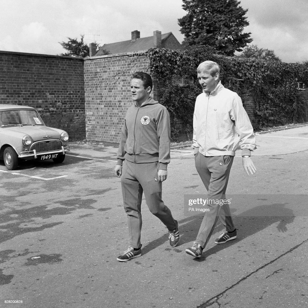Soccer World Cup England 1966 West Germany Welwyn Garden