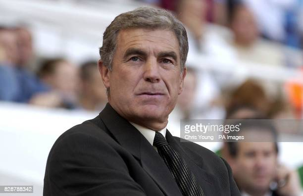 West Ham caretaker manager Trevor Brooking remains impassive to the occasion as West Ham United and Reading clash at Upton Park London West Ham have...