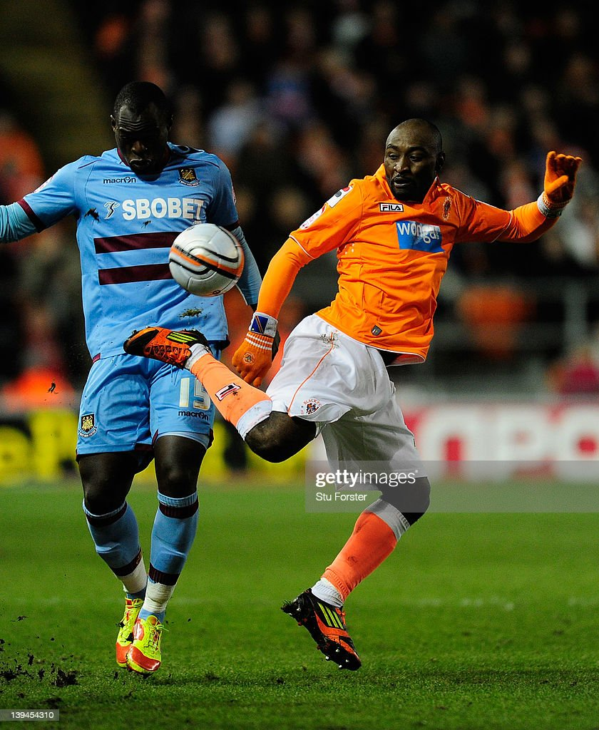 Blackpool v West Ham United - npower Championship