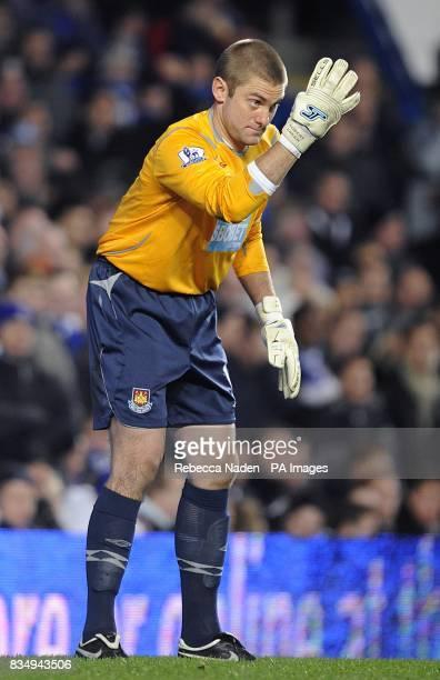West Ham United 's Robert Green