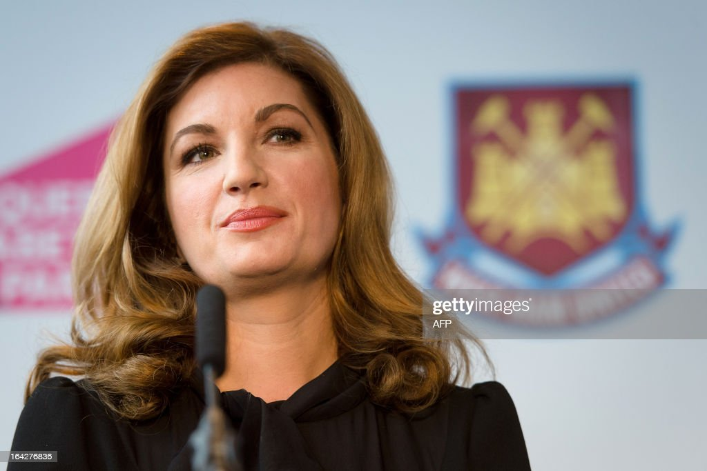 "Karren Brady, West Ham United Vice Chairman - Arguably best known for acting as Alan Sugar's right-hand woman on BBC's ""The Apprentice"", Brady was appointed Vice Chairman of the Hammers at 2010 after 16 years as managing director of Birmingham City F.C."