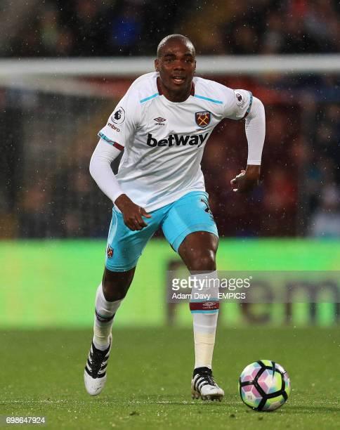 West Ham United's Angelo Ogbonna