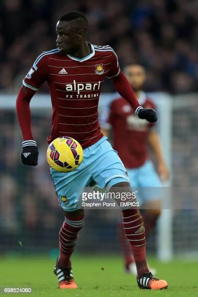 West Ham United's Cheikhou Kouyate