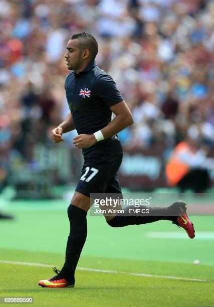 West Ham United's Dimitri Payet