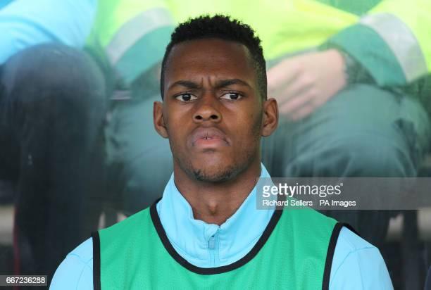 West Ham United's Edimilson Fernandes