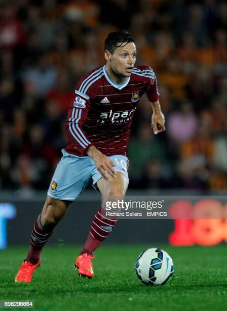 West Ham United's Mauro Zarate