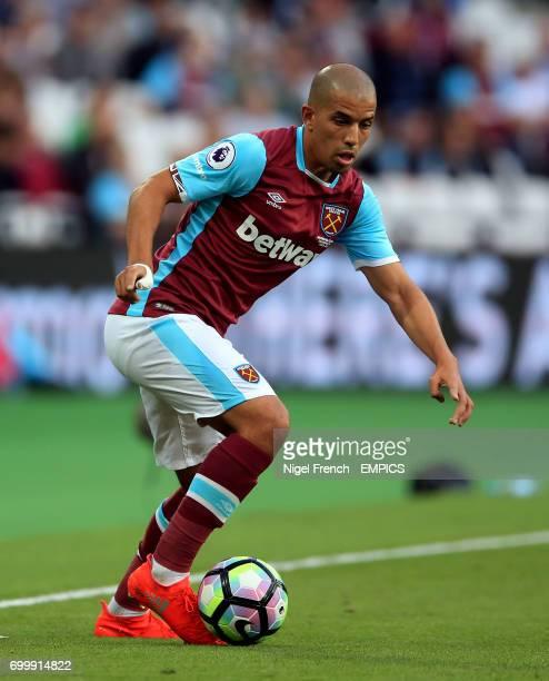 West Ham United's Sofiane Feghouli
