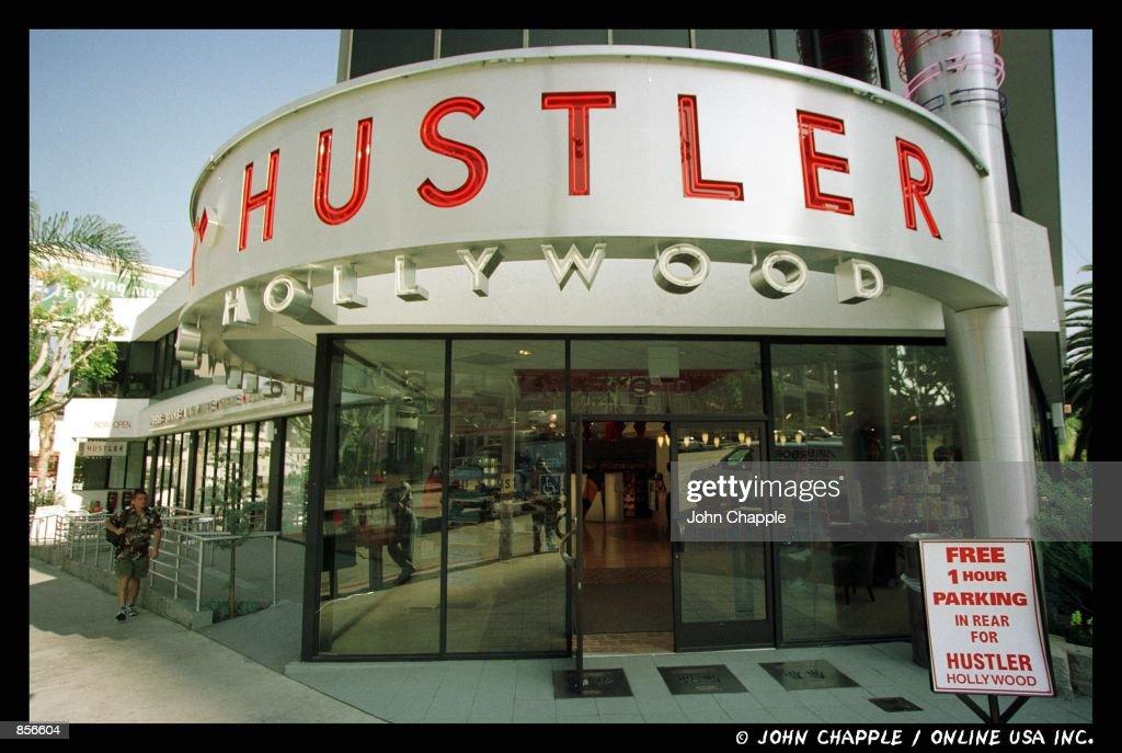 The hustler club california physical