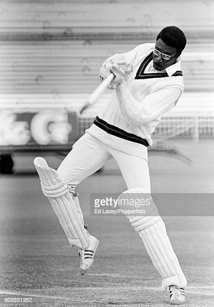 West Indian cricketer Clive Lloyd of Lancashire 22nd May 1970