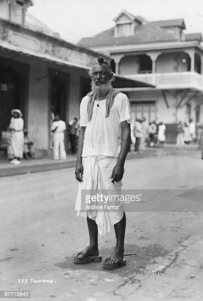West Indian man Trinidad