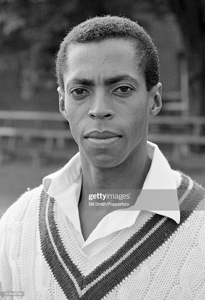 West Indies and Warwickshire bowler, <b>Lance Gibbs</b>, pictured at Fenners in ... - west-indies-and-warwickshire-bowler-lance-gibbs-pictured-at-fenners-picture-id147640733