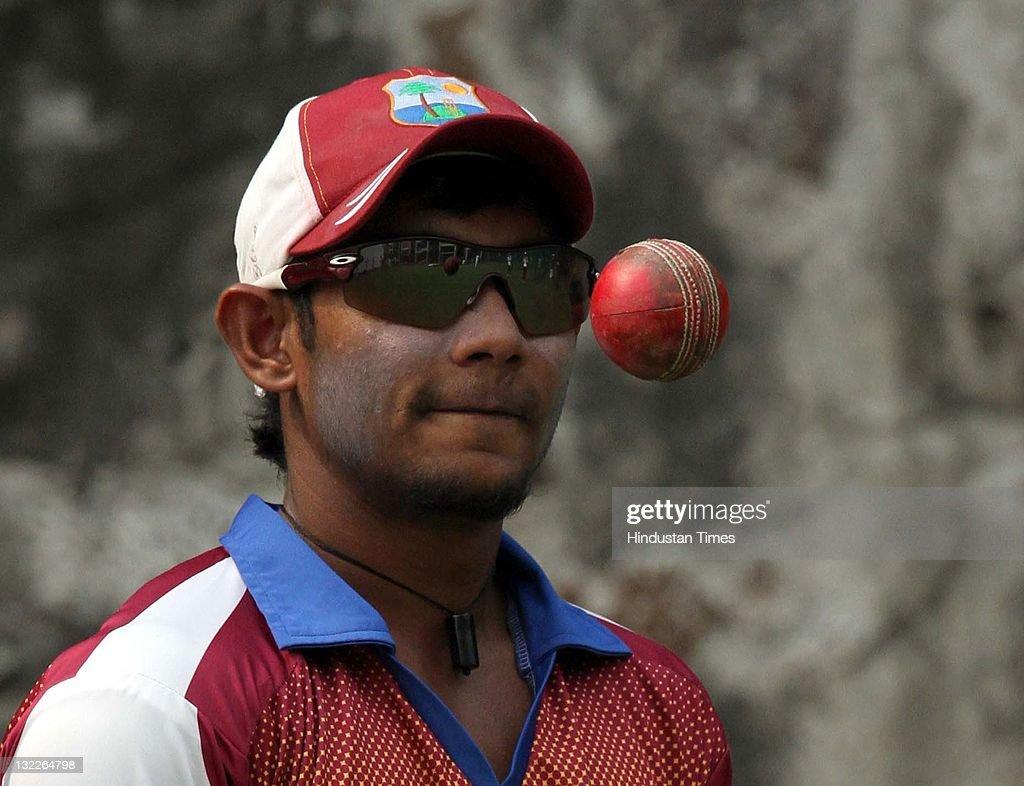 India & West Indies Practice Session