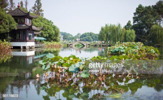 West Lake Scene In Hangzhou, China