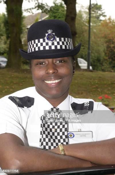 West Midlands Police Officer Andrea Reynolds who has won a prestigious international award for her work * PC Andrea Reynolds of West Midlands Police...