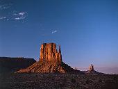 West Mitten at Monument Valley Arizona,USA