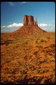 West Mitten in Monument Valley