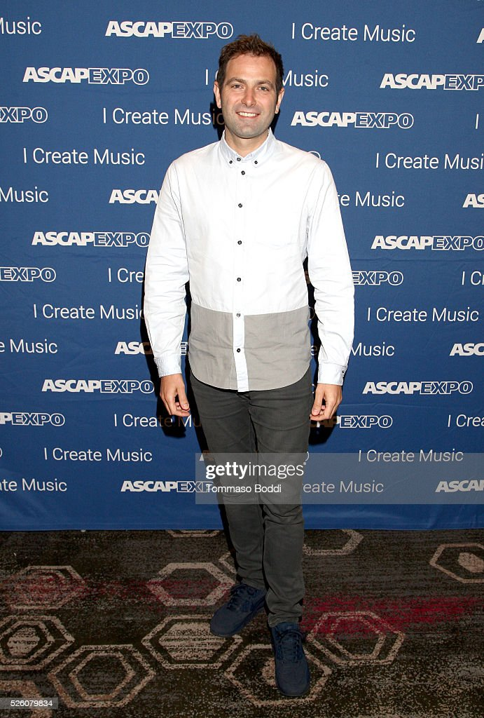 West One Music Group Managing & Creative Director/President Edwin Cox attends the 2016 ASCAP 'I Create Music' EXPO on April 29, 2016 in Los Angeles, California.