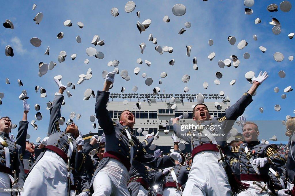 Mattis Delivers Speech at West Point Graduation