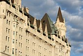 West Side of Chateau Laurier