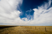 West Texas grasslands United States of America