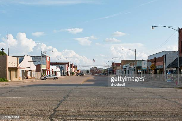 West Texas Town
