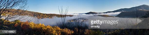 West Virginia Mountain Morning