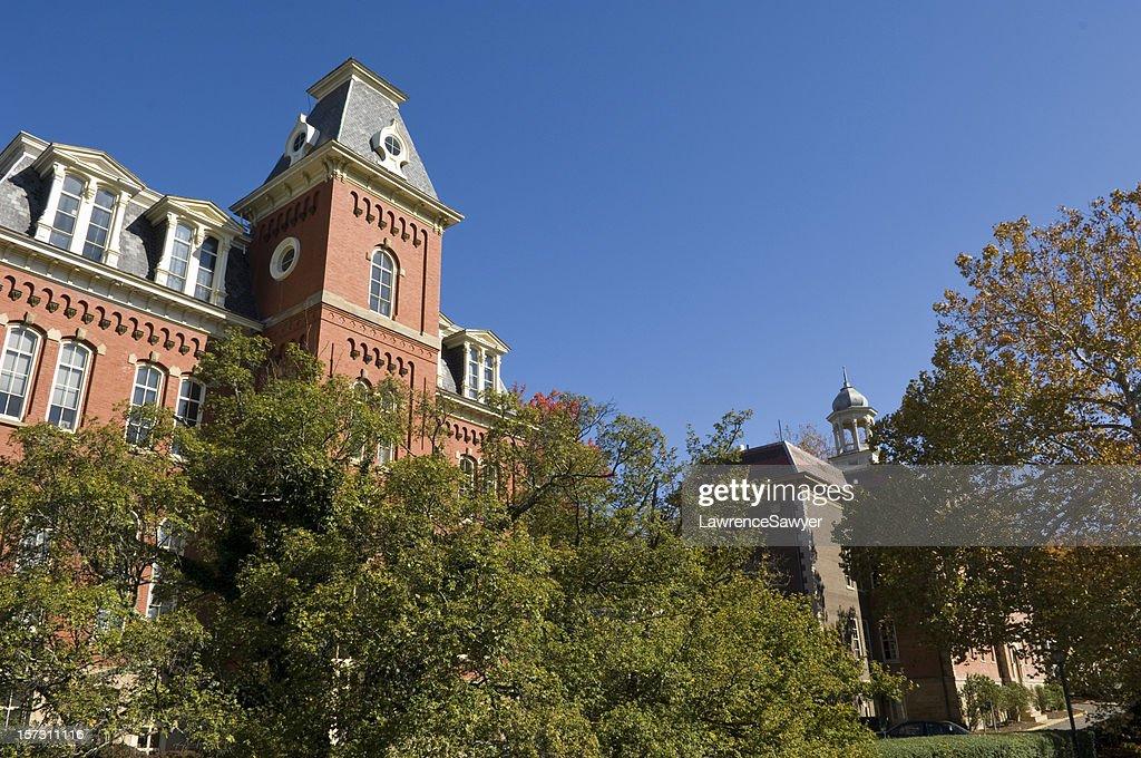 West Virginia University, Morgantown Campus : Stock Photo