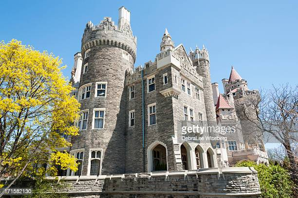 West Wing of Casa Loma